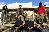 أفواج حزب الله والحرس الثوري تصل نبل والزهراء بعد فك الحصار