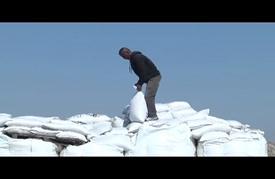 """مصنع فلسطيني لإنتاج الملح يتحدى إسرائيل على ضفاف """"الميت"""""""