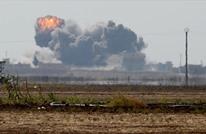 """أول غارة روسية منذ عامين على مناطق """"درع الفرات"""" بسوريا"""