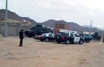 """الأمن السعودي يتبادل إطلاق النار مع """"إرهابيين"""""""