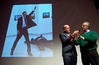 صورة قاتل السفير الروسي بتركيا تحصل على جائزة دولية