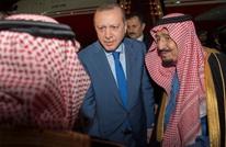 أردوغان يصل للرياض والملك سلمان على رأس مستقبليه