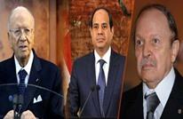 قمة لقادة الجزائر وتونس ومصر قريبا للدفع بحل الأزمة الليبية