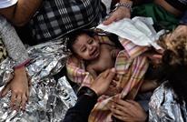 """أصوات القصف والرصاص تحرم أطفال سوريا من """"التهويدة"""""""