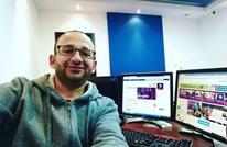 """صحفي معتقل في سجون السلطة: """"افتحوا بيتا لعزائي"""""""