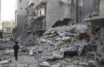 19 قتيلا في غارات لقوات التحالف قرب الرقة السورية