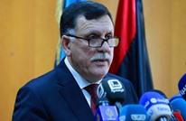 إطلاق النار على موكب رئيس حكومة الوفاق الليبية في طرابلس