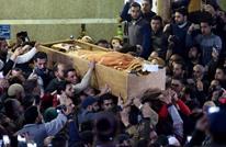 آلاف المصريين يشيعون الشيخ عمر عبد الرحمن (صور)
