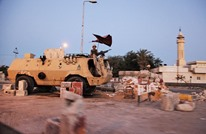 هتاف ضد السيسي واتهام الجيش بقصف مدنيين ثأرا للمسيحيين