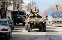 تركيا تدفع بتعزيزات عسكرية على الحدود مع سوريا