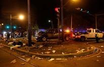 ارتفاع ضحايا حادث الدهس في أمريكا إلى 28 مصابا (فيديو)