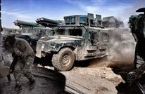 القوات العراقية تستعيد حي الطيران غرب الموصل