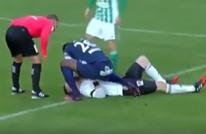 دور بطولي للاعب أنقذ عبره حارس الخصم من الموت (فيديو)
