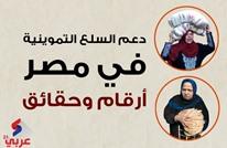 دعم السلع التموينية في مصر.. أرقام وحقائق (إنفوغراف)