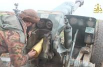 """اشتباكات عنيفة بين """"جيش خالد"""" وفصائل معارضة بدرعا"""