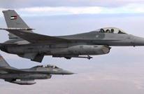 """الجيش الأردني يعلن قصف أهداف لـ""""داعش"""" جنوب سوريا"""