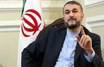 """عبد اللهيان: حديث الأردن عن حزام شيعي """"طرفة ممجوجة"""""""