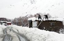 عشرات القتلى جراء البرد والانهيارات الثلجية في أفغانستان