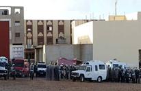 أمن المغرب يمنع مسيرات سلمية بالقوة ويطارد محتجين (شاهد)