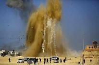أكثر من 20 غارة إسرائيلية على غزة ردا عى صاروخ