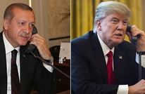 ماذا دار بين أردوغان وترامب في أول اتصال بينهما؟