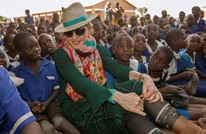 مادونا تتبنى طفلتين توأمين من مالاوي (صورة)