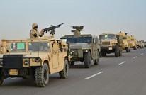 """جيش مصر يعلن حصيلة عمليات """"مكافحة الإرهاب"""" خلال 3 أشهر"""