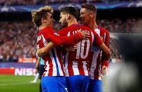 """أتليتكو مدريد وأرسنال يضعان قدما في ثمن نهائي """"يوروبا ليغ"""""""