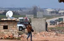 قصف تركي لقوات موالية للأسد على أطراف عفرين (شاهد)