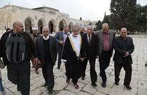 وزير عماني: قضية فلسطين أساس المشاكل ويجب التخلص منها