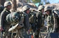 تركيا تبدأ ببناء قاعدة عسكرية على حدودها مع العراق (صور)