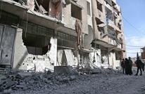 استمرار القصف على الغوطة والأمم المتحدة تطلب تطبيق الهدنة