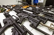 الاحتلال يزعم إحباط صفقة بيع أسلحة في غور الأردن (صور)