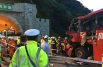 سيارة تصدم حشدا من المارة في شانغهاي وسقوط 18 جريحا