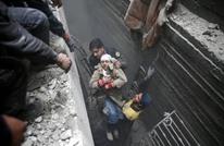 صحيفة إسبانية: نظرة على الحياة تحت الأرض داخل أنفاق الغوطة