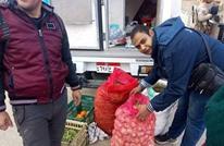 نقص الغذاء في سيناء وإصابة العشرات بتدافع على المساعدات