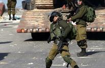 فلسطينيون يُفشلون عمليات الاحتلال في برقين (صور )