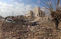 حالات اختناق بعد قصف لقوات النظام في شمال غرب سوريا