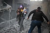 تجدد الغارات الجوية على الغوطة ومقتل مدنيين بينهم أطفال