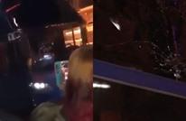 """""""الخفافيش"""" تهاجم حافلة برشلونة بعد تأهله لنهائي كأس الملك"""