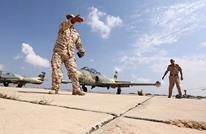 مقاتلات حفتر تعترض طائرة مدنية في طريقها لطرابلس