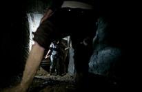 دفاع مدني غزة ببحث عن مفقودين داخل نفق على الحدود مع مصر