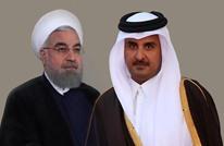 برقية تهنئة من أمير قطر لروحاني بالذكرى الأربعين للثورة
