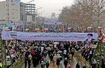 هكذا احتفل الإيرانيون بذكرى الثورة.. وروحاني يهدد
