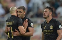 النصر يعبر الأهلي بأقدام مغربية في الدوري السعودي (شاهد)