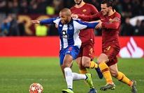 روما يهزم بورتو بثنائية في دوري الأبطال (شاهد)