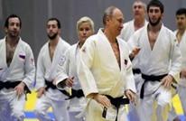 الرئيس الروسي يتعرض للإصابة في تدريبات الجودو (شاهد)