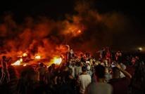 """إصابات بقمع الاحتلال فعاليات """"الإرباك الليلي"""" بغزة (شاهد)"""