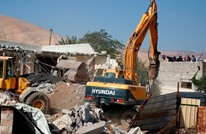 الاحتلال يطرد 15 عائلة فلسطينية من مساكنها بالأغوار