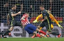 """أتليتكو مدريد يوجه ضربة قوية لـ""""السيدة العجوز"""" (شاهد)"""